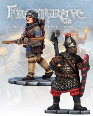 Frostgrave Captains I