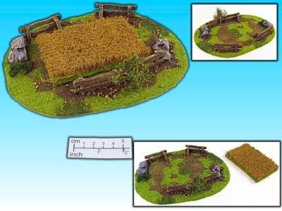Geländestück Ackerland mit Feld (2)