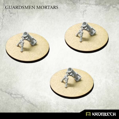 Guardsmen Mortar (3)