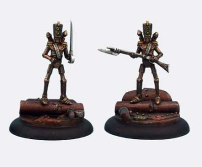 Clockwork Toy Soldiers (2)