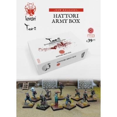 Army Box Hattori (Torii)