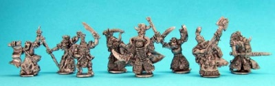 Blight Haven Khazzar`s Kohort Orcs