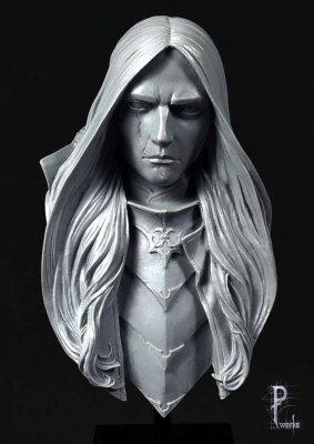 Dark Elf BUST