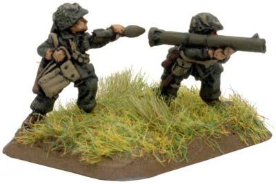 Airborne Bazooka Teams