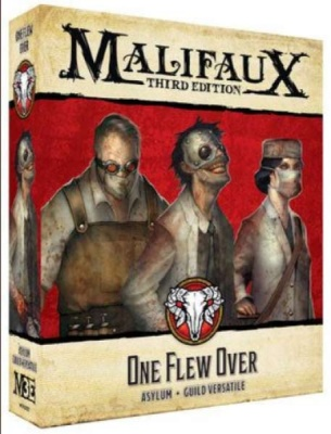 Malifaux (M3E): One Flew Over
