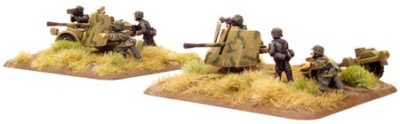 3.7cm FlaK43 gun  (x2)