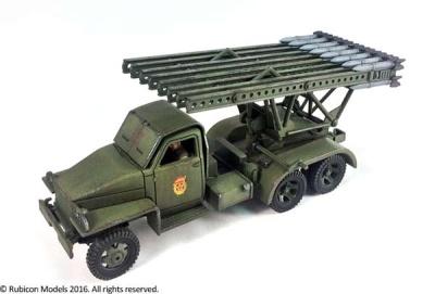 Soviet BM13 Katyusha (1/56)