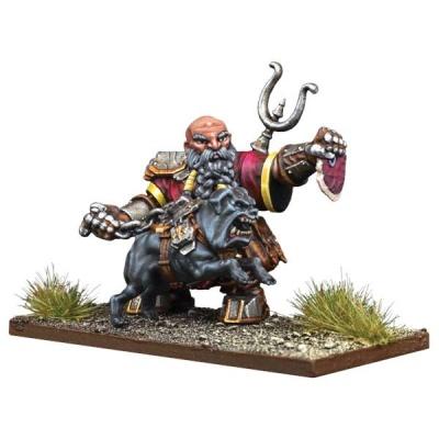 KOW Vanguard: Dwarf Mastiff Packmaster