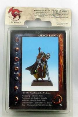 RACKHAM: Arkeon Sanath (lim)