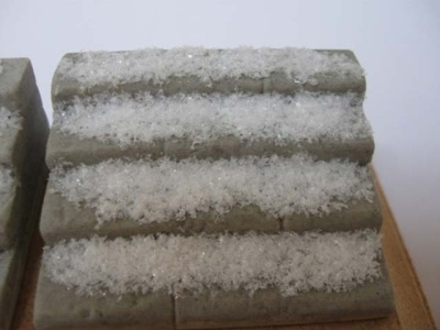 Snow-in-a-Pot: Wet Shiny Snow