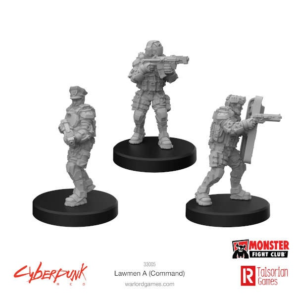 Lawmen A (Command)