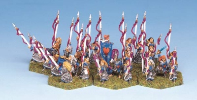 High Elf Heavy Infantry (30)