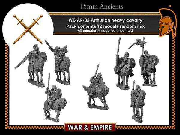 Arthurian - Heavy Cavalry