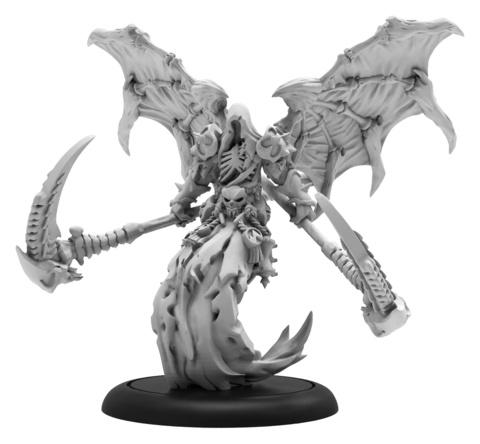 Death Archon - Warmachine Minion Archon