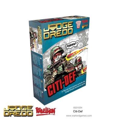 Judge Dredd: Citi-Def