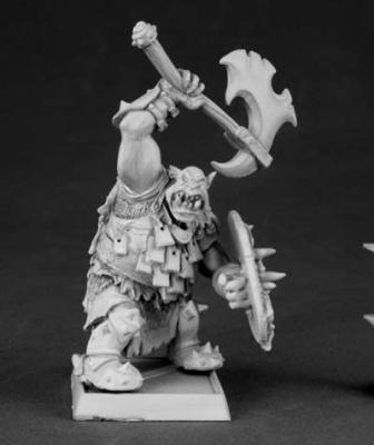 Kavorgh, Black Orc Warlock
