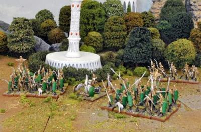 Elf One Player Battle Set (52 Figures)