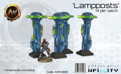 Suburban Lampposts (4)
