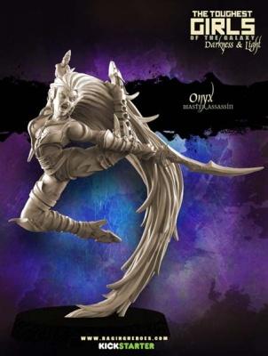 Onyx, Master Assassin (DE - F/SF)