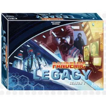 Pandemic: Legacy - Season 1 (Blue Version) - EN