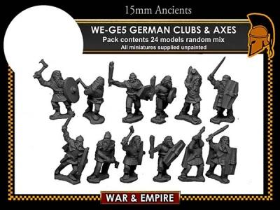German Warband #3