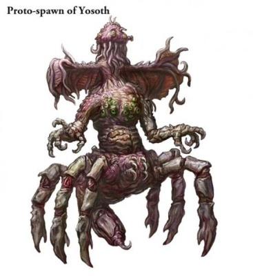 Proto Spawn of Yosoth