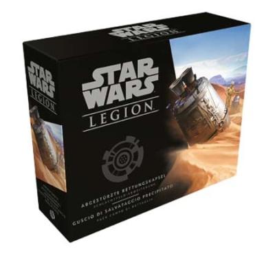 SW: Legion - Abgestürzte Rettungskapsel