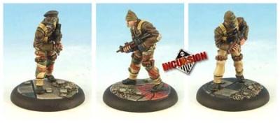 Commandos & Corporal (3)