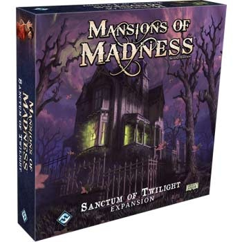 Mansions of Madness 2nd Edition: Sanctum of Twilight - ENG