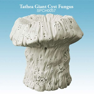 Tathea Giant Cyst Fungus