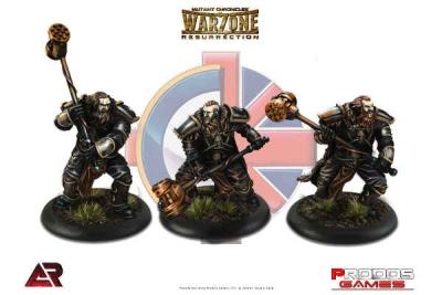 Warhounds (3)
