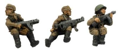 Mounted Razvedki Crew
