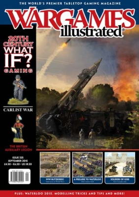 Wargames Illustrated Nr 335