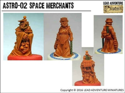 Space Merchants (2)