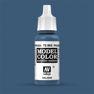 Model Color 051 Preussisch Blau (Prussian Blue) (965)