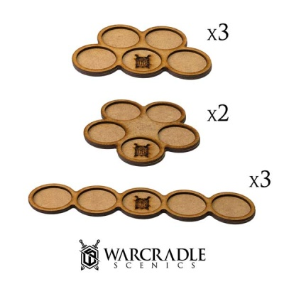 Formations Movement Trays - 32mm (8)