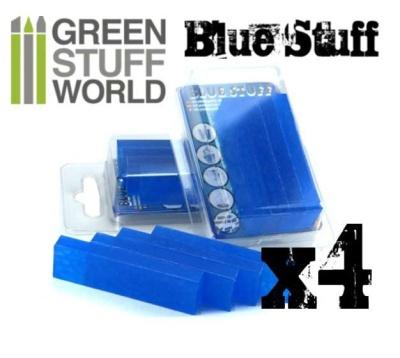 Blue Stuff Mold (4)