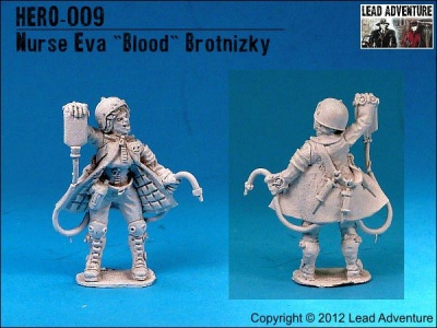 "Nurse Eva ""Blood"" Brotnizky (1)"