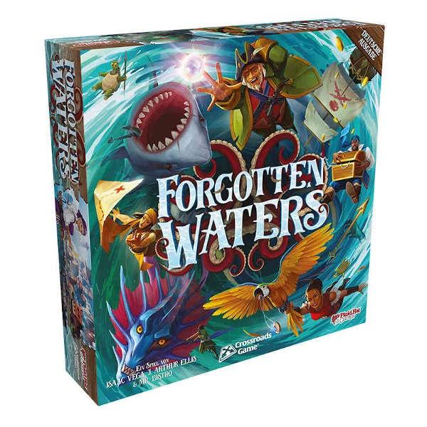 Forgotten Waters - DE
