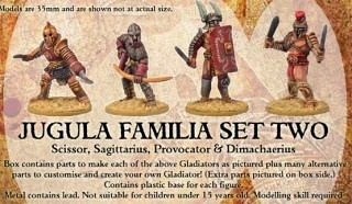 Gladiators - Familia 2