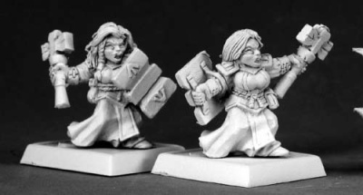 Dwarf Valkyries (9)