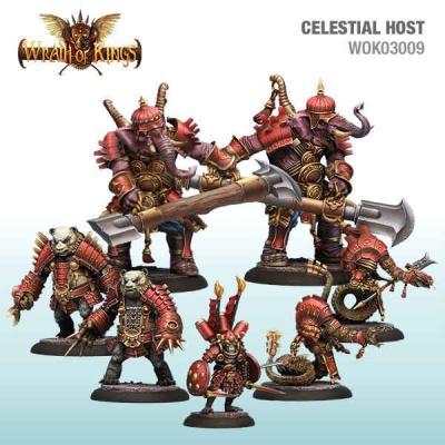 Shael Han Celestial Host