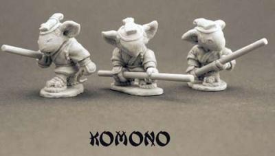 SAMoUseRAI: Komono (3)