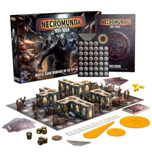 Necromunda: Underhive Badzone Delta-7