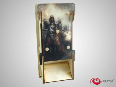 Dice Tower Slim - War (Warrior)