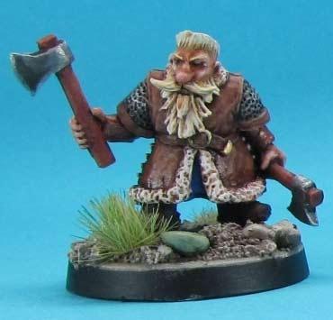 Axeman 1 - Ivar