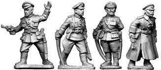 White Russian Officers