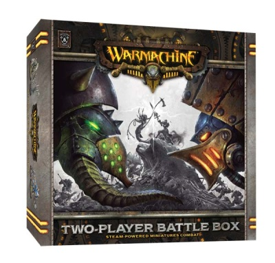 WARMACHINE Two Player Battle Box MK3