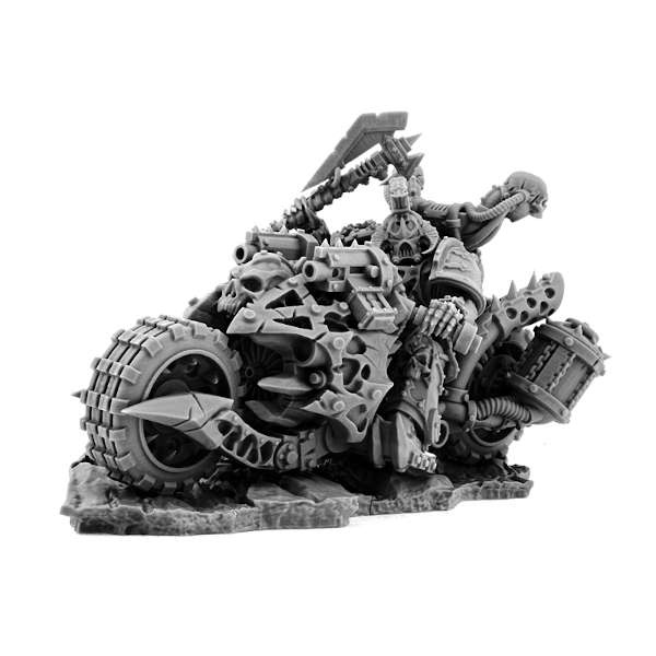 Chaos Blood Rider