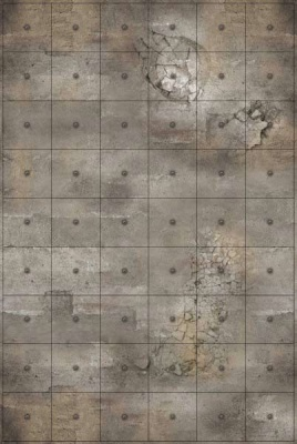 Dust Tactics Gaming Mat